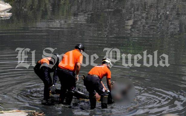 Putrefacto y con huellas de violencia encuentran cadáver en el río