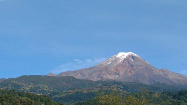 Habrá estación biológica de monitoreo en faldas del volcán
