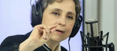 Así fue el regreso de Carmen Aristegui a la radio mexicana