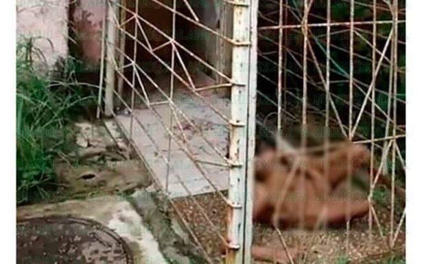 Crueldad: rescatan a mujer enjaulada y desnuda
