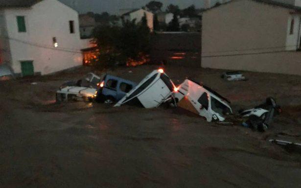 Suman nueve muertos por inundaciones en Mallorca
