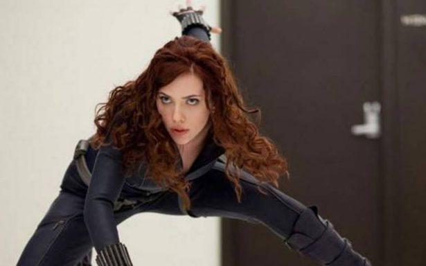 Scarlett Johansson logra igualdad salarial en Los Vengadores