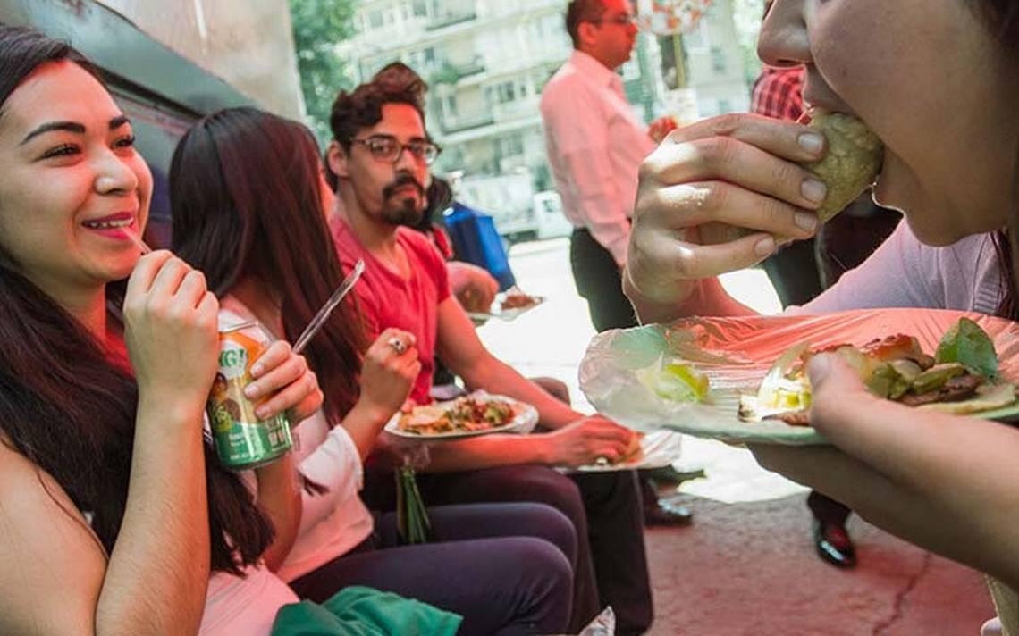 Tacos, los favoritos de los mexicanos en día de quincena