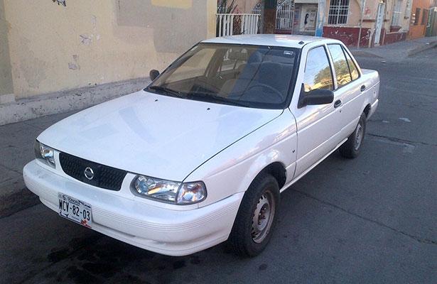 Tsuru mantiene infame posición como el auto más robado de México