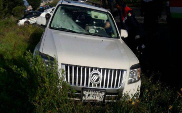Asesinan a alto mando policiaco del Edomex y capitán del Ejército