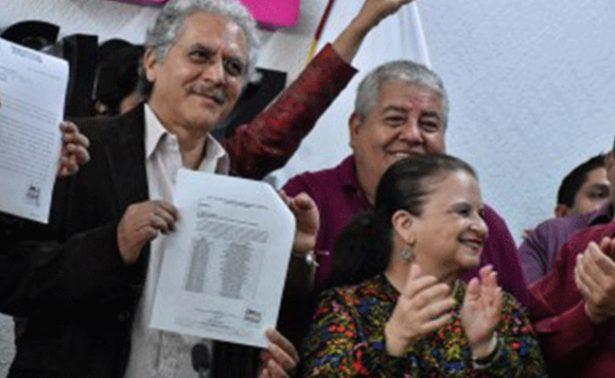 Hipólito Rodríguez se declara ganador de elección municipal en Xalapa