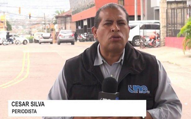 Atacan a cuchilladas a reportero de Honduras cuando transmitía en vivo