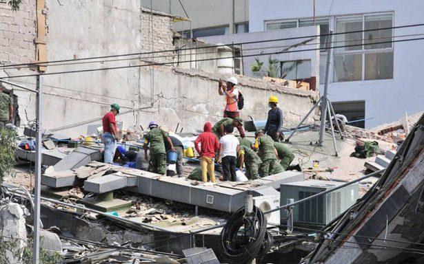 Declaran Emergencia Extraordinaria en la CDMX tras terremoto