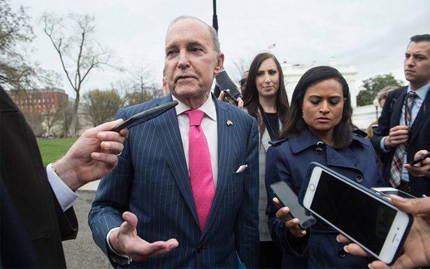 Asesor económico de Trump predice noticias positivas sobre TLCAN