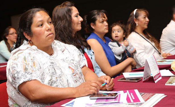 Cumple Michoacán con aportar información sobre violencia contra las mujeres