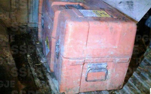 Hallan fuente radiactiva robada en León; hay un detenido