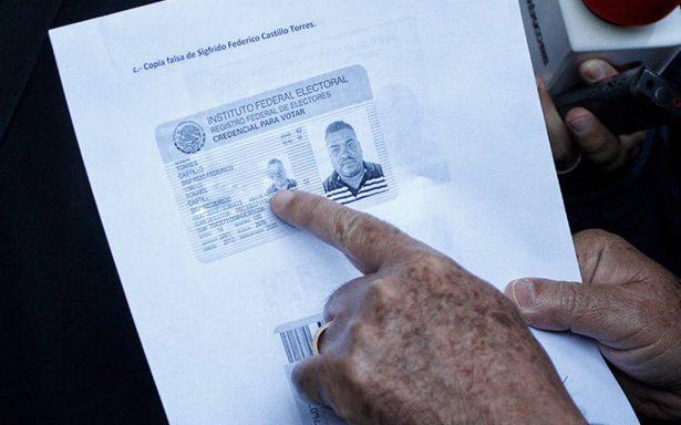 Apócrifos más de 97 mil apoyos a candidatos independientes: INE