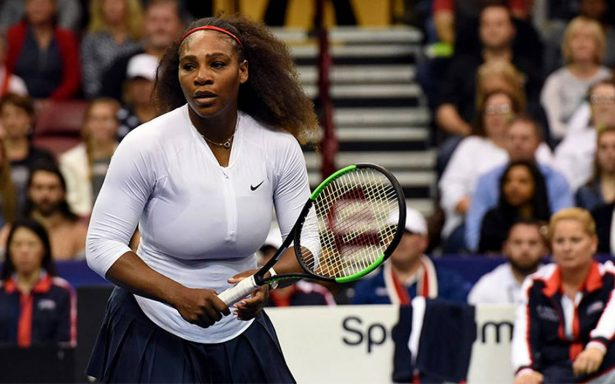 Serena Williams regresa oficialmente a jugar tras volverse mamá