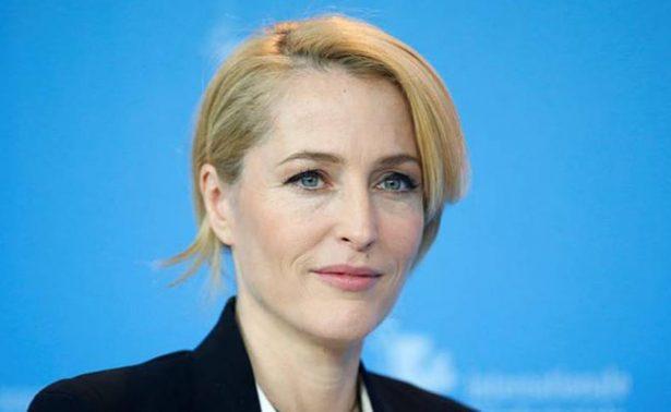 """Anderson critica ausencia de mujeres en """"The X-Files"""""""