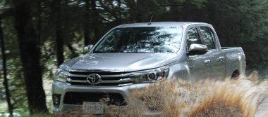 Toyota Hilux, una pick para el trabajo rudo