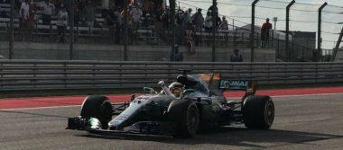 Hamilton domina en prácticas y saldrá primero en el GP de Austin