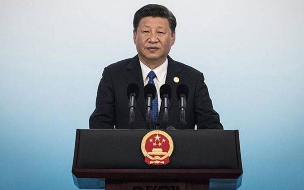 Xi Jinping reitera a Donald Trump su compromiso para desnuclearizar a Corea del Norte