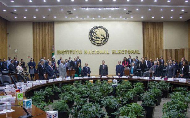 Multa INE con más de 6.2 mdp a seis partidos por afiliación indebida