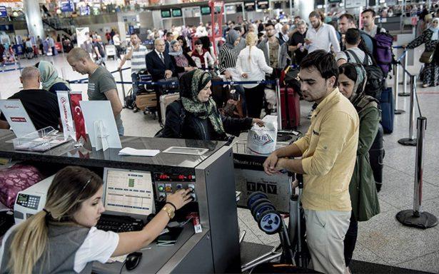 Irák suspende todos los vuelos internacionales a kurdos