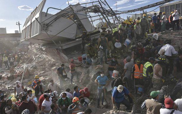 El sismo de 7.1 fue destructivo por su cercanía
