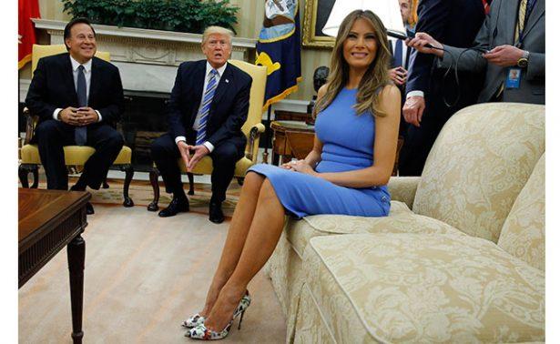 ¿Qué le gusta a Berlusconi de Trump? Su esposa Melania