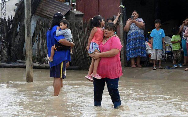 Inundaciones dejan 20 mil damnificados en Argentina