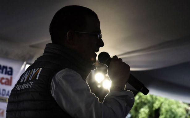 Anaya se solidariza con Javier Corral por custodios heridos