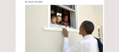 Cita de Mandela que escribió Obama se convierte en el tuit con más me gusta