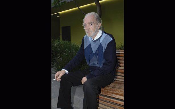 Fernando Luján contará su historia mediante libro autobiográfico