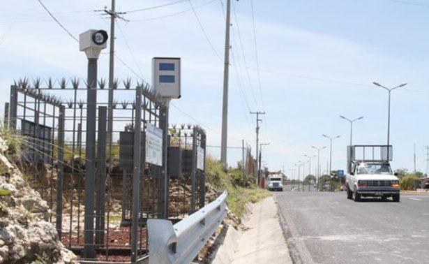 Tribunal federal da revés a las fotomultas en Puebla