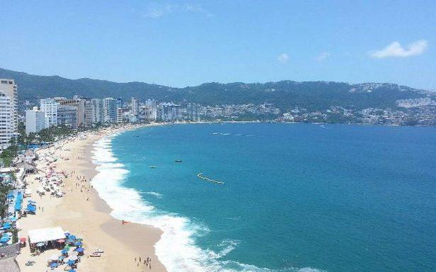 El puerto de Acapulco segundo lugar en captación de turismo nacional y tercero internacional