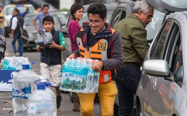 La solidaridad puede más que el cansancio: UNAM destaca brigadas y apoyo