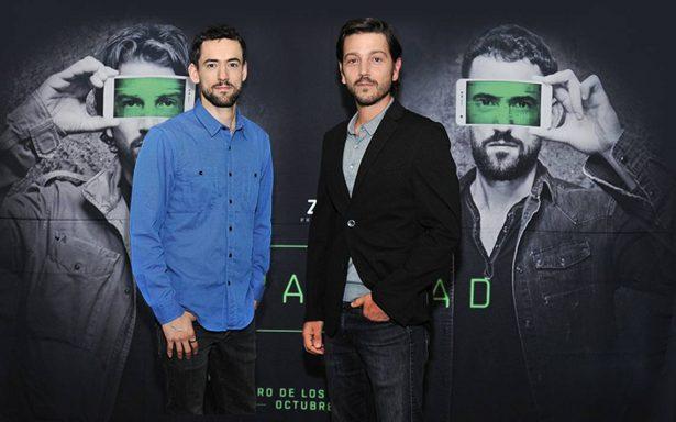 Diego Luna y Luis Gerardo Méndez estrenan Privacidad