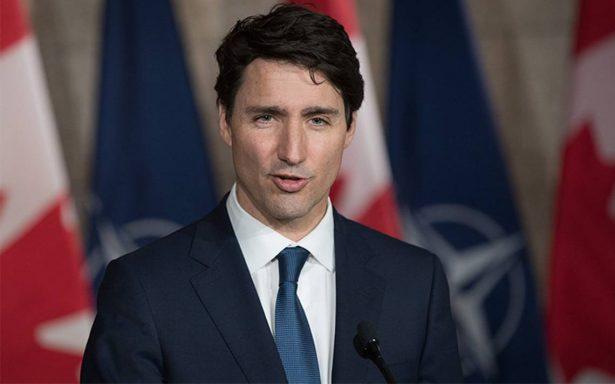 """Trudeau evoca """"gran posibilidad"""" de acuerdo en TLCAN con EU y México"""