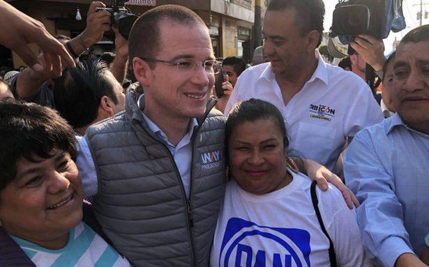 Insuficiente la posición del gobierno federal ante militarización de frontera: Anaya