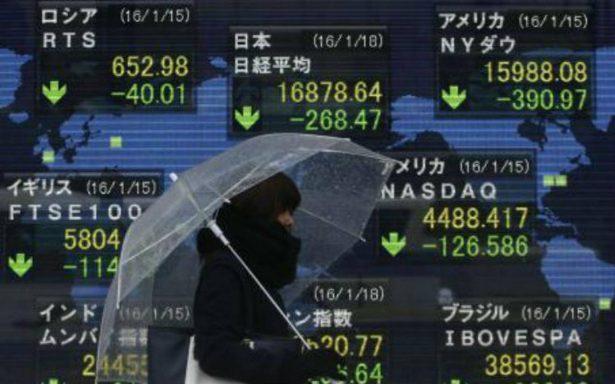 Bolsas de Europa abren a la baja; bolsa de Asia cierran con pérdidas