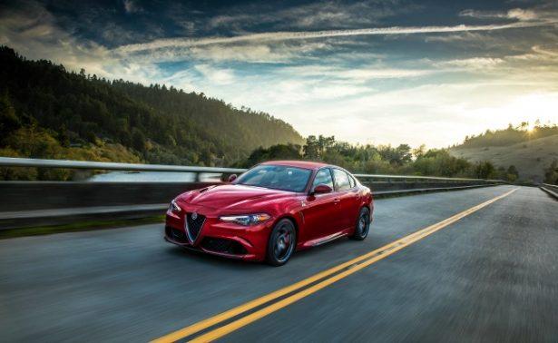 Alfa Romeo Giulia 2017 con veneno en la piel