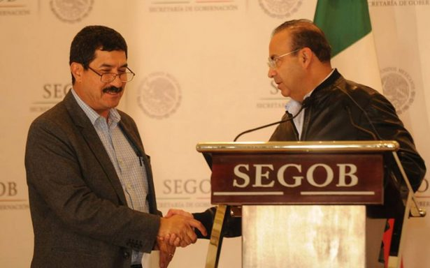 Segob conviene con Chihuahua presentar solicitudes de extradición contra César Duarte
