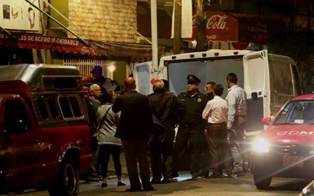 Matan a comerciante durante robo en la Iztacalco