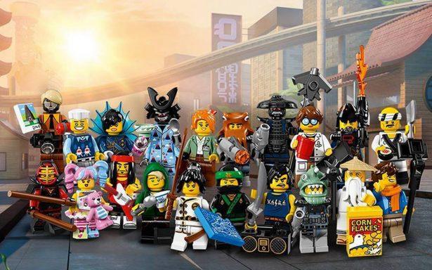 Lego dona un millón de pesos en juguetes a niños damnificados