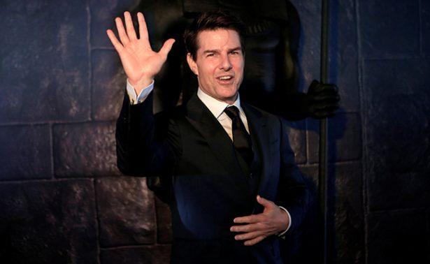 """Tom Cruise visita México para promocionar """"La Momia"""""""