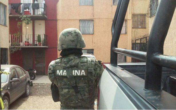 Marina detiene en Tamaulipas a 'El Contador', lídel del Cártel del Golfo