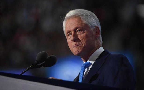 Bill Clinton, bajo la lupa del debate sobre el abuso sexual en EU