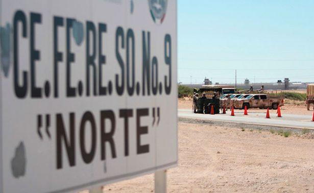 Refuerzan seguridad en Cefereso de Juárez