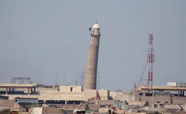 Estado Islámico destruye célebre mezquita de al-Nuri de Mosul
