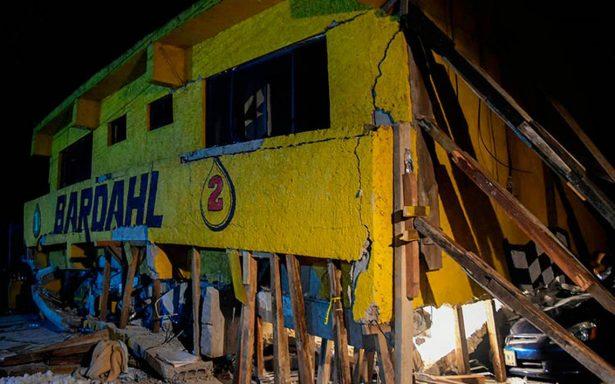 Mancera anuncia programa para apoyar a negocios dañados por sismo
