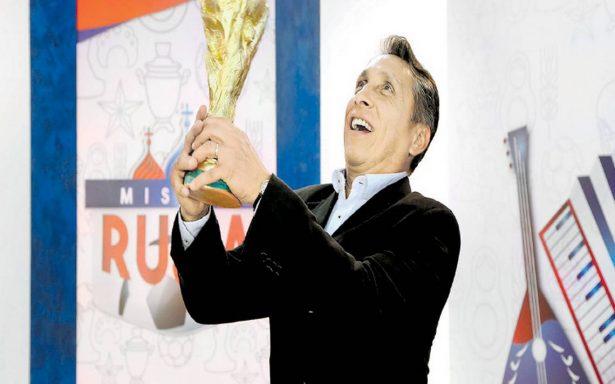 Manuel Negrete, el futbolista que dejó huella en el Mundial del 86