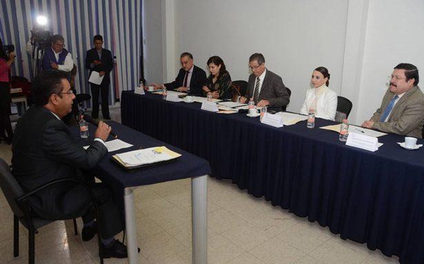 Aspirantes técnicos del Sistema Anticorrupción critican opacidad