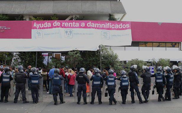 CDMX denunciará a quienes pidieron ayuda de renta fingiendo ser damnificados