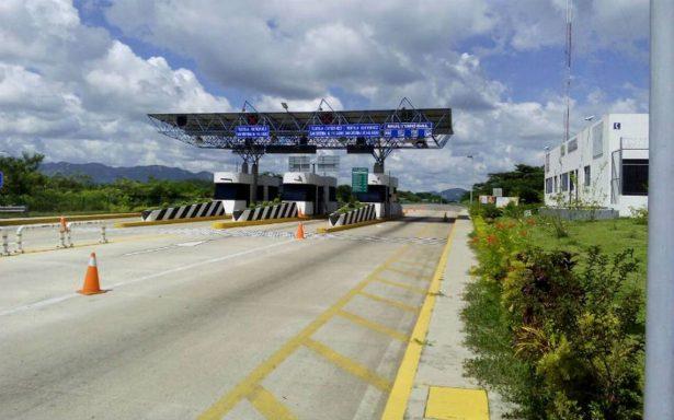 No cobrarán en la casetas en Chiapaspor sismo